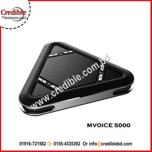 MVOICE 5000 usb speakerphone for skype