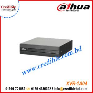 Dahua XVR-1A04 4 Channel HDTVI DVR Price