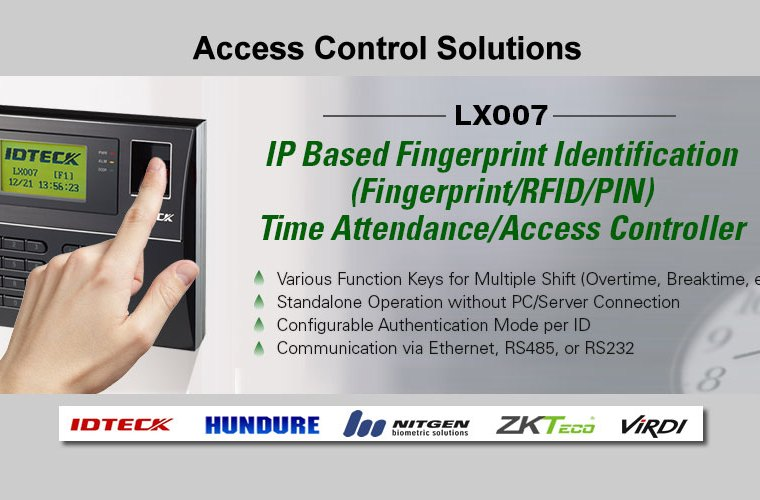 Access Control Solutions