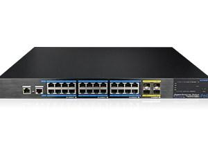 24 Ports PoE Gigabit L3 Managed Ethernet Switch