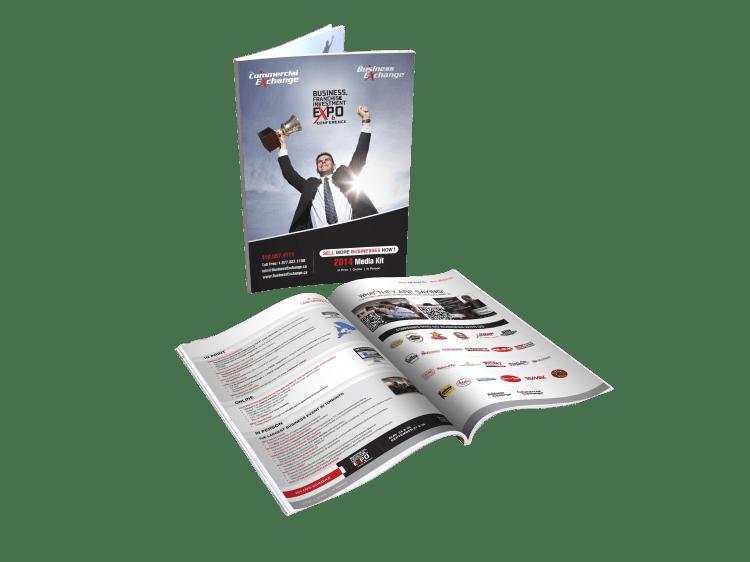 Bussiness Exchange Media Kit