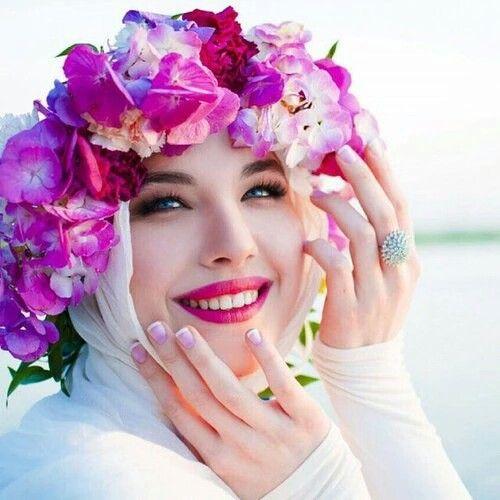 اجمل الصور الشخصية للفيس بوك للبنات المحجبات تشكيلة من