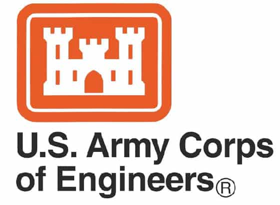 Army Corp of Engineers Logo