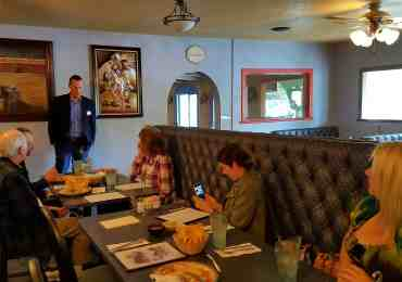 CCWD Guest Speaker at Valley Springs Area Business Association