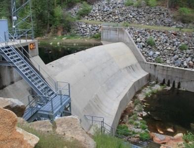 Beaver Creek Diversion Dam