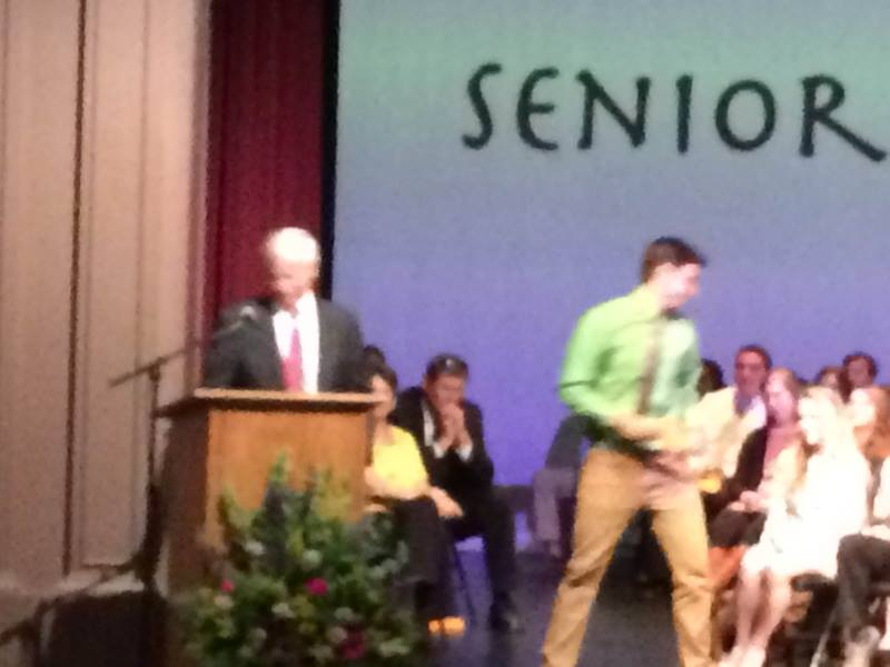 BHHS Scholarship Assembly
