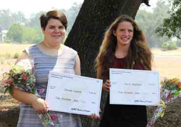 CCWD Awards two $500 Scholarships