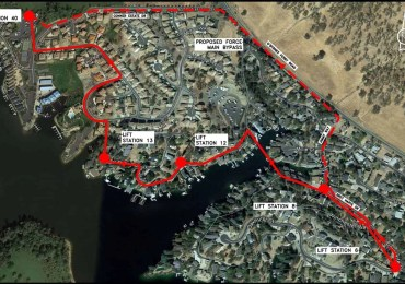 CCWD to Discuss Lake Tulloch Area Sewer Improvements at March 19 Town Hall