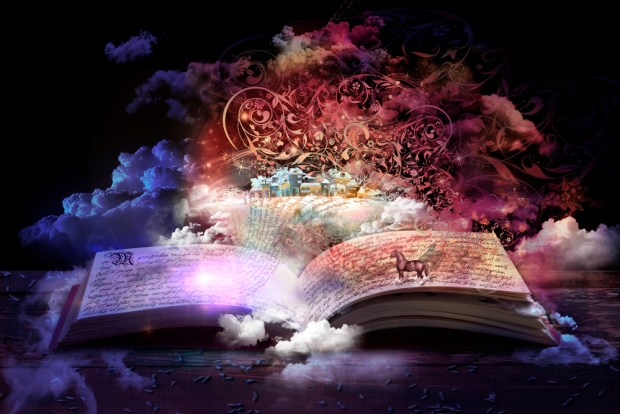 Stories are magical!