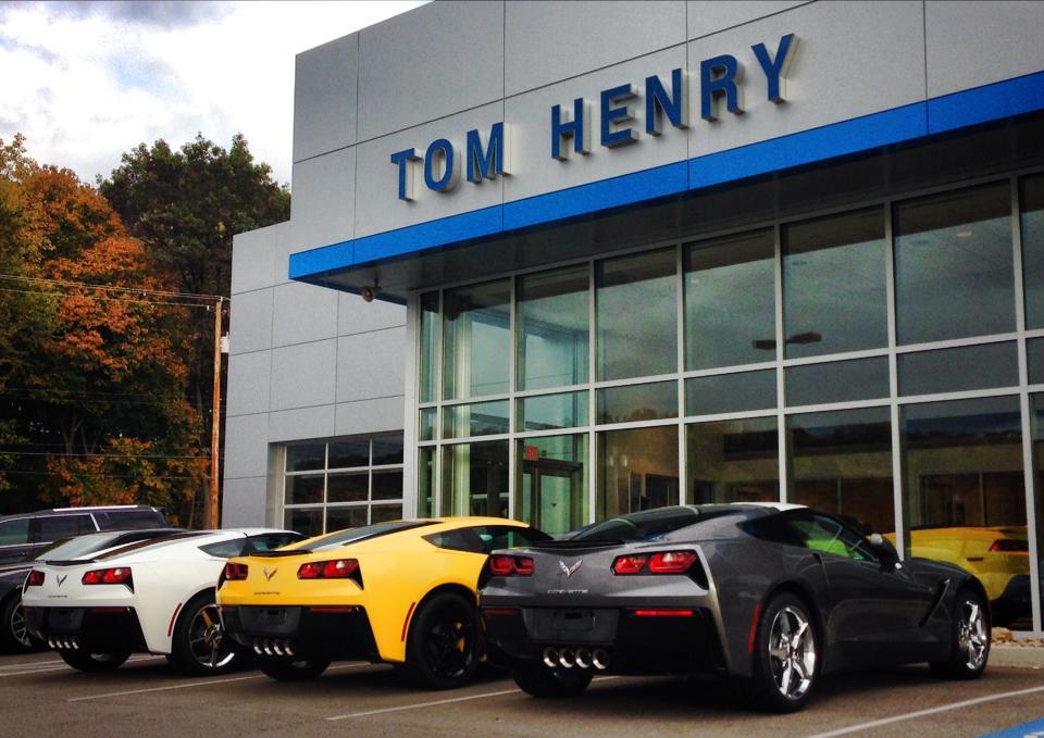 Tom Henry Chevrolet Chevy Show Corvette Club Of Western PA CCWP - Thomas chevy car show