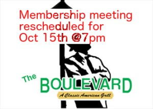 CCWP - October  Membership Meeting
