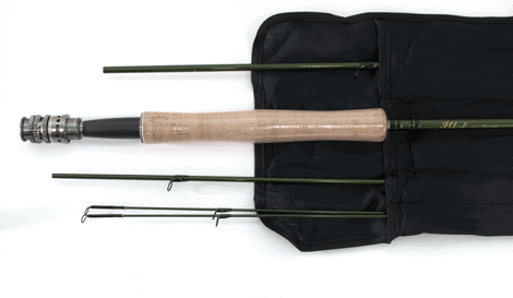 CD Rods fly fishing rods from New Zealand