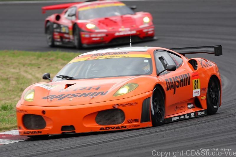 No.81 ダイシン アドバン Ferrari   GT300