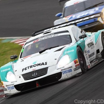 No.36 PETRONAS TOM'S SC430   GT500