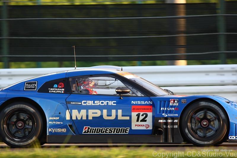 No.12 IMPUL カルソニック GT-R    GT500