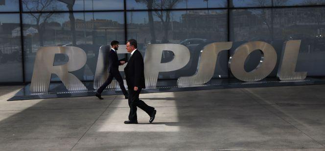 Repsol espera ganar hasta un 22% menos este año
