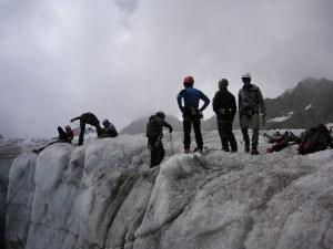 FFME Comité régional Côte d'Azur – Formations Alpinisme – 2014