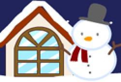 Jugar a Casita navideña de la categoría Juegos de navidad