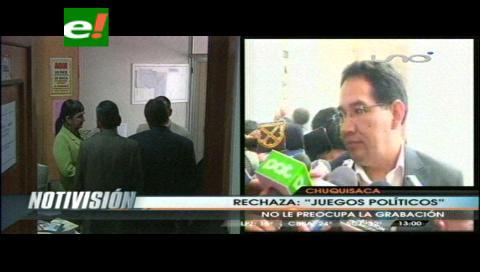 Guerrero dice estar tranquilo tras denuncia de Gonzales