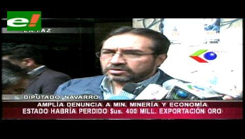Piden ampliar denuncia por defraudación tributaria a dos Ministros