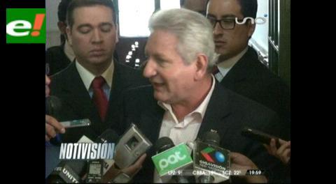 Pacto fiscal: rechazan acción presentada por Costas contra Evo
