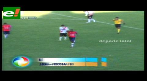 """Entre los """"coleros"""", Wilster le gana a Nacional"""