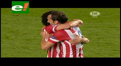 Bestial Cholo. Atlético de Madrid pasó por encima al Chelsea y es finalista de la Champions