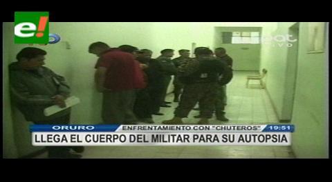 Contrabandistas matan a un oficial del Ejército de un tiro en la cabeza, cerca de Pisiga