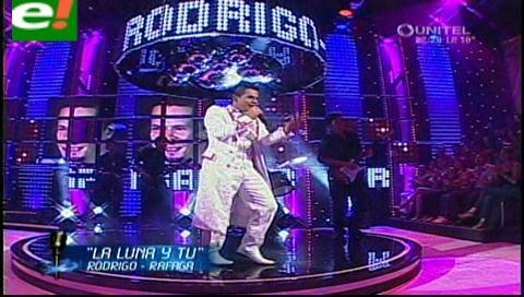 """Yo me llamo: """"Rodrigo Tapari"""" de Ráfaga"""
