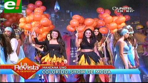 """Moda Solidaria: """"Bomberos al rescate"""""""