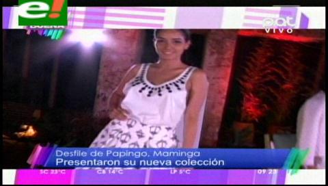 """La noche """"fashion"""" de Casa Cor Bolivia"""