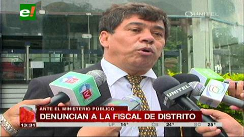 Vicepresidente Del Colegio De Abogados Denuncia A La