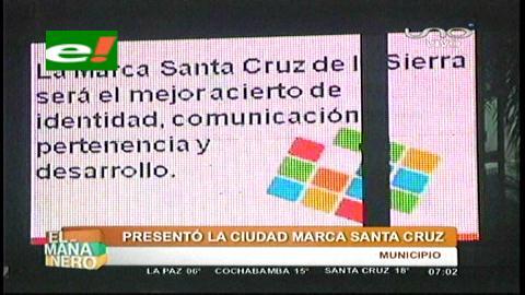 Santa Cruz de la Sierra tiene su propia marca