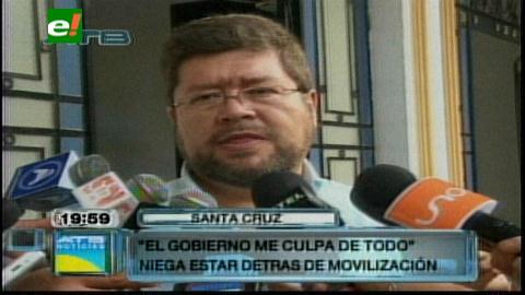 Doria Medina niega estar detrás de las movilizaciones de sub oficiales de las FF.AA