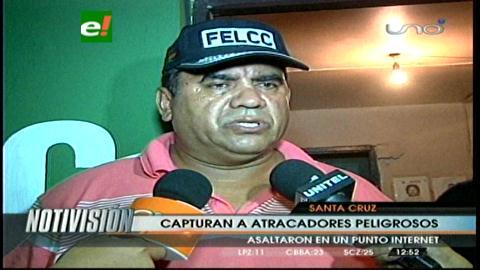 Montero: Felcn captura a banda de atracadores
