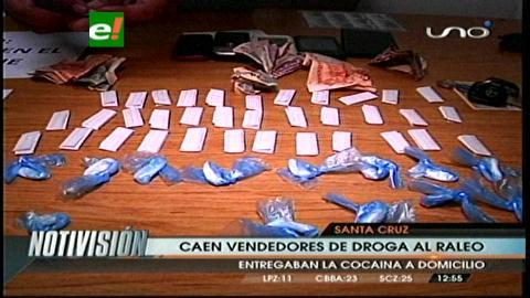 Plan Tres Mil: Policía secuestró droga que estaba por ser vendido al raleo