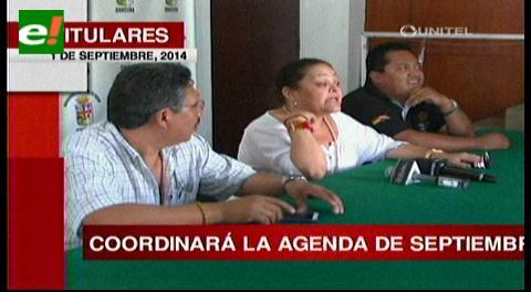 Titulares: Betty Tejada asumió la Presidencia de la Brigada parlamentaria Cruceña