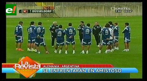 La hora del Tata: Argentina y Alemania reeditan la final mundialista