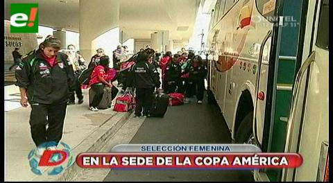 Bolivia ya está en Ecuador
