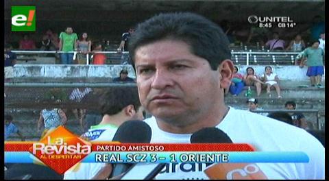 Real Santa Cruz venció a Oriente en la Copa Integración Camba
