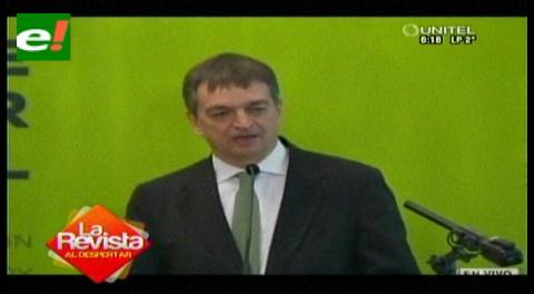 Nuevo candidato a la presidencia de la FIFA