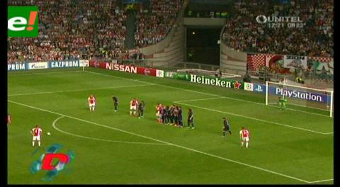 Videos: Resumen de partidos Champions League