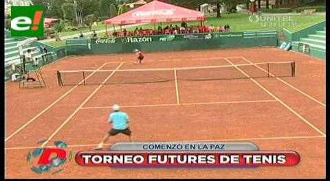 Mendoza y Dellien pasan de ronda en el Futures