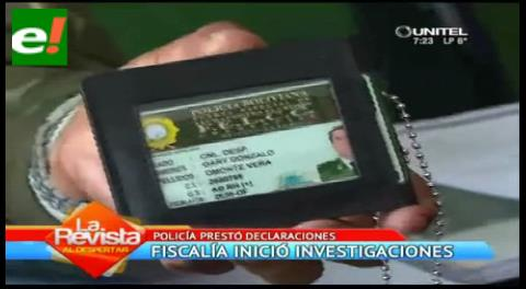 La Paz: Investigador de la Felcc le sustrajo Bs 120.000 a una mujer