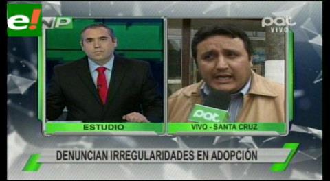 Denuncian irregularidades en adopciones