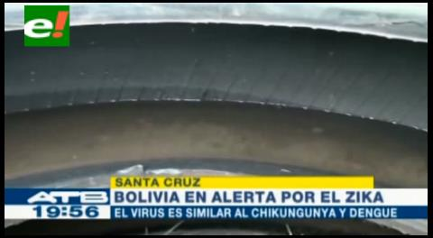 """Virus Zika"" similar al chikungunya pone en alerta a Bolivia"