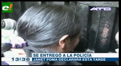 Se entrega a la Policía mujer acusada de doble asesinato en San Felipe de Seque