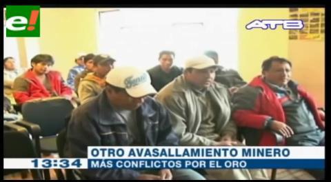 La Paz. Felcc tiene el reporte de dos muertos y 8 heridos por avasallamiento en Choro Grande