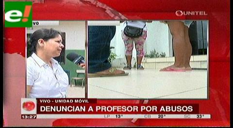 Denuncian a profesor por supuestos abusos contra menores