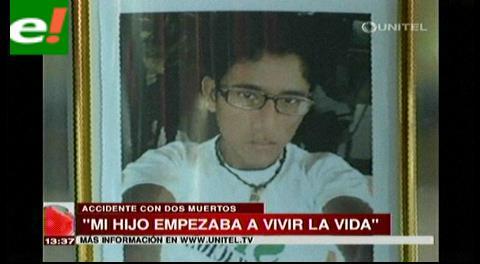 Velan víctima de accidente de tránsito en carretera Cotoca – Pailas